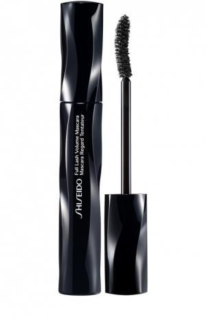 Тушь для максимального объема ресниц Full Lash Volume BR602 Коричневый Shiseido. Цвет: коричневый