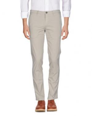 Повседневные брюки RE.BELL. Цвет: песочный