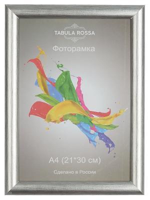 Фоторамка 21х30 №417 Tabula Rossa. Цвет: серебристый