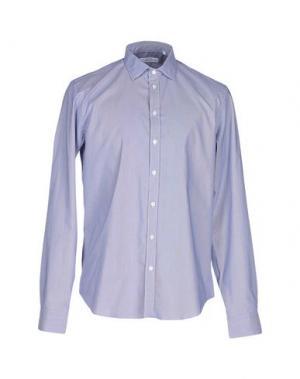 Pубашка HōSIO. Цвет: синий
