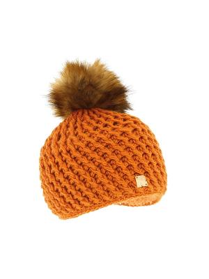 Шапка R.Mountain. Цвет: оранжевый