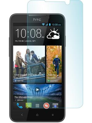 Защитное стекло для HTC Desire 516 skinBOX. Цвет: прозрачный