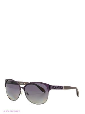 Солнцезащитные очки BLD 1610 103 Baldinini. Цвет: фиолетовый