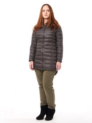 Куртка be...tween. Цвет: темно-серый