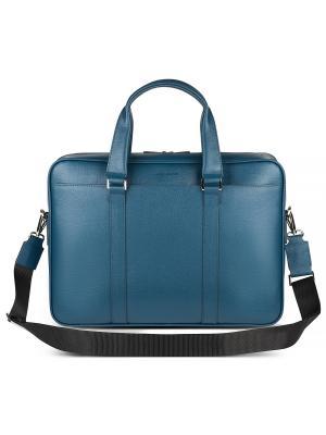 Сумка портфель Avanzo Daziaro. Цвет: темно-зеленый