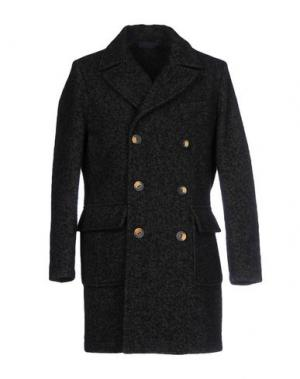 Пальто QUINTESSENCE. Цвет: черный