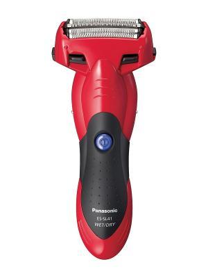 Бритва Panasonic ES-SL41R520. Цвет: красный