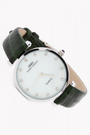 Часы IBSO. Цвет: зеленый