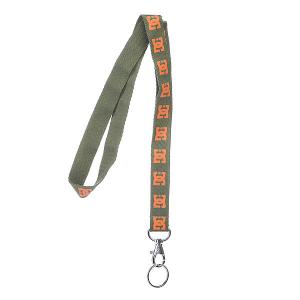 Ключница DC Oh Joy Nkwr Olivine/Hazard Shoes. Цвет: зеленый,оранжевый