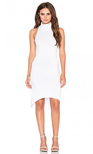 Платье kaya Saint Grace. Цвет: белый