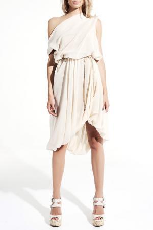 Платье STELLAR. Цвет: белый