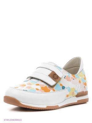 Ботинки TAPiBOO. Цвет: белый