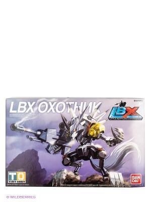 LBX Конструкторский набор Охотник. Цвет: сиреневый