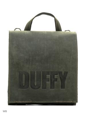 Сумка Duffy. Цвет: хаки
