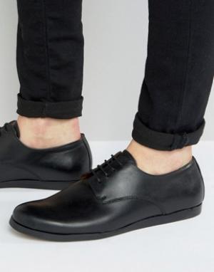 Zign Туфли на шнуровке. Цвет: черный