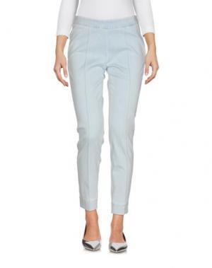 Джинсовые брюки THOMAS RATH. Цвет: синий