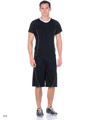 Спортивный костюм для футбола Bars. Цвет: черный