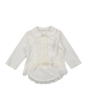 Pубашка LES PARROTINES. Цвет: белый