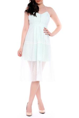 DRESS Emma Monti. Цвет: light green