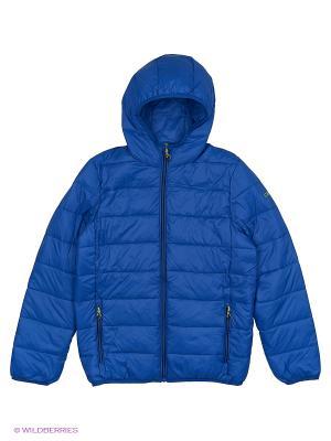 Куртка CMP. Цвет: голубой