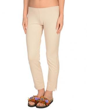 Пляжные брюки и шорты FISICO. Цвет: бежевый