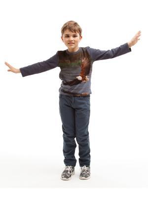 Пуловер TINYFOX. Цвет: серый