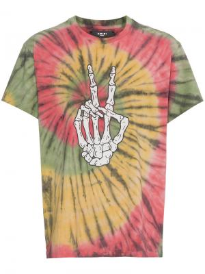 Peace Sign T-Shirt Amiri. Цвет: многоцветный