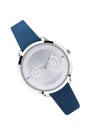 Часы наручные Furla. Цвет: синий
