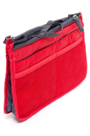 Органайзер для сумки BraBag. Цвет: красный