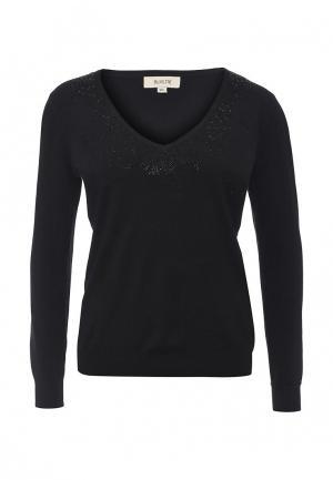 Пуловер Blue Oltre. Цвет: черный