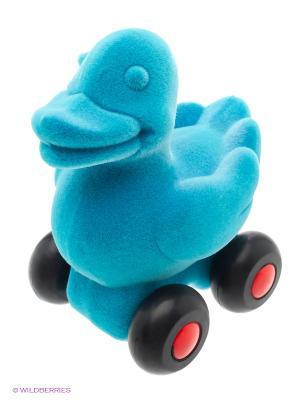 Утенок Rubbabu. Цвет: голубой