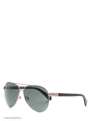 Солнцезащитные очки IS 11-281 01 Enni Marco. Цвет: черный, золотистый