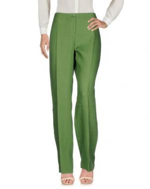 Повседневные брюки PAZ TORRAS. Цвет: зеленый