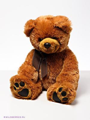 Игрушка Медведь AURORA. Цвет: коричневый (осн.)