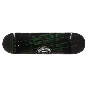 Дека для скейтборда  Carbon Team Edition Camo Green Footwork. Цвет: черный,зеленый