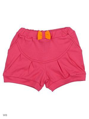 Шорты Genstaro Baby. Цвет: малиновый, красный, оранжевый