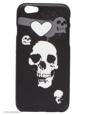Чехол для iphone 6 WB. Цвет: черный, молочный