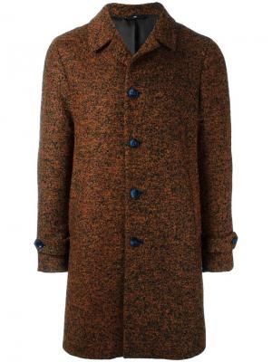 Пальто Locorotondo Hevo. Цвет: коричневый