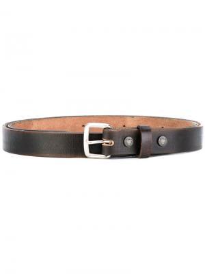 Ремень Cintura Htc Hollywood Trading Company. Цвет: коричневый