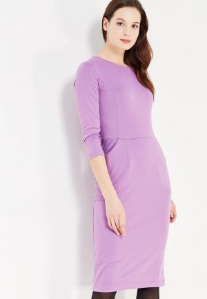 Платье Demurya Concept. Цвет: фиолетовый