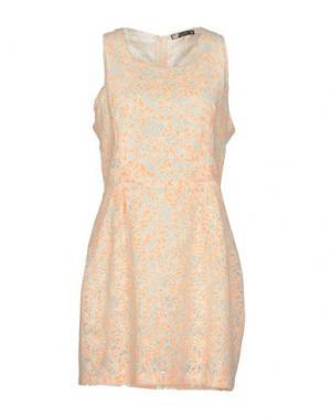 Короткое платье BAGUETTE...... Цвет: оранжевый