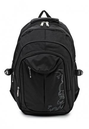 Рюкзак Keddo. Цвет: черный