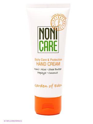 Крем для рук и ногтей, 60 мл Nonicare. Цвет: зеленый, бежевый
