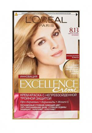 Краска для волос LOreal Paris L'Oreal. Цвет: бежевый
