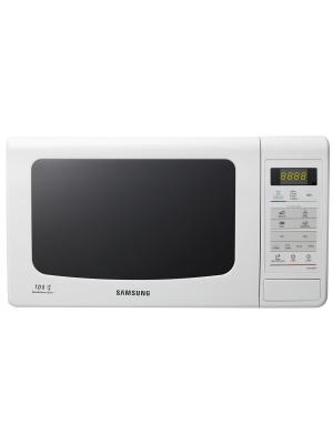 Микроволновая печь с грилем GE733KR-X, белый Samsung. Цвет: белый