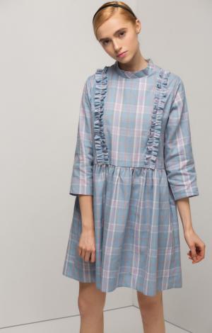 Платье Голубое Trends Brands Base