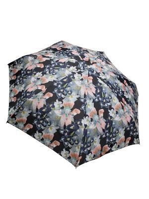 Зонт Edmins. Цвет: черный, розовый, серо-голубой
