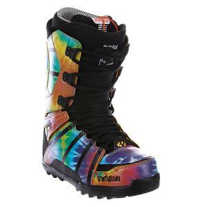 Ботинки для сноуборда  Lashed 13 Multicolor Thirty Two. Цвет: голубой,оранжевый,черный