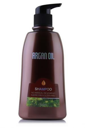 Увлажняющий шампунь 350 мл Morocco Argan Oil. Цвет: none