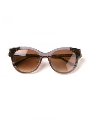 Солнцезащитные очки Angely Thierry Lasry. Цвет: серый